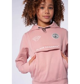 Black Bananas Jr. Girls Anorak Tracksuit Pink & Blue