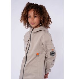 Black Bananas Jr. Cargo Jacket Sand & Black