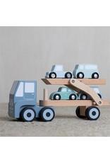 Little Dutch Houten Transportwagen