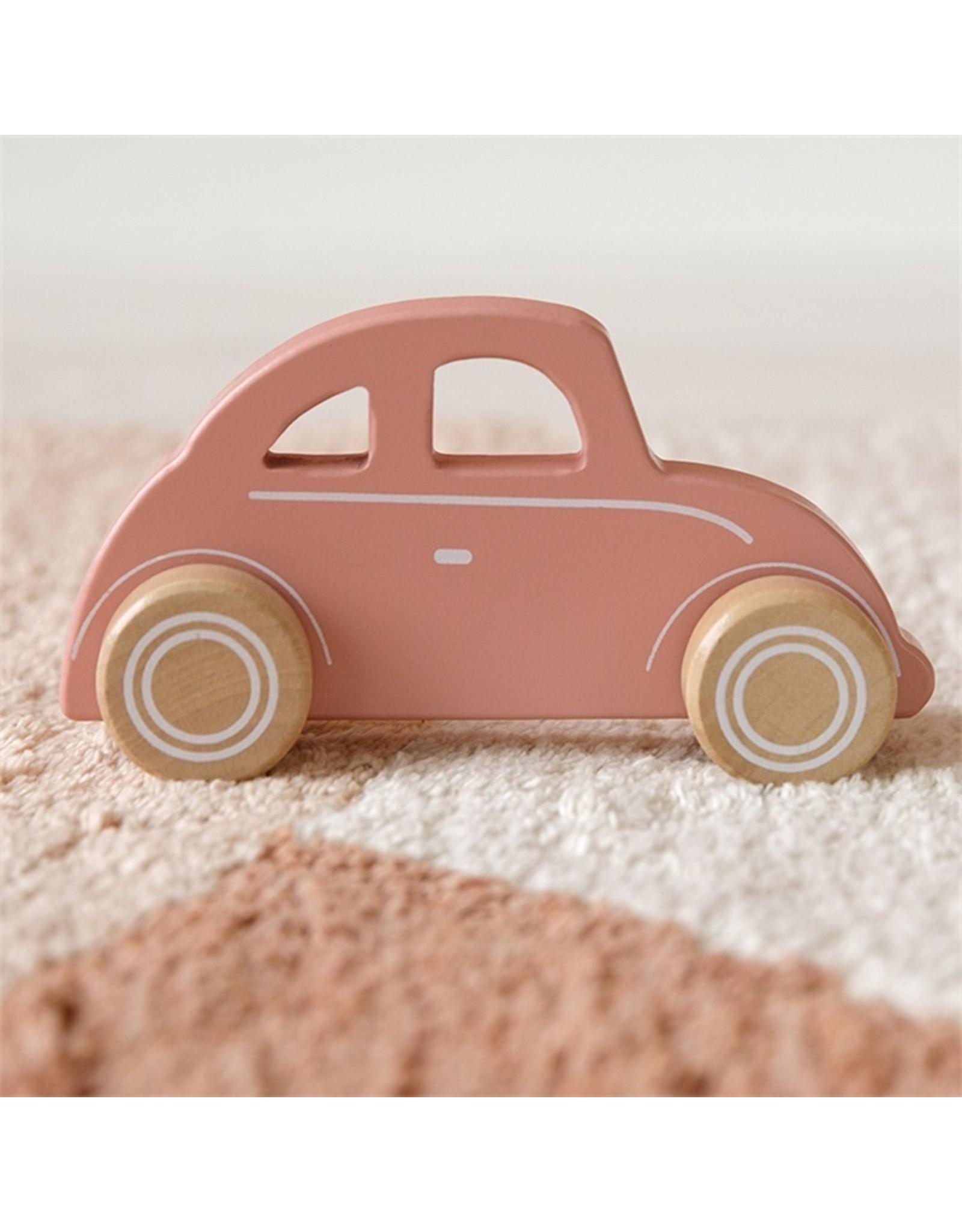 Little Dutch Auto Roze