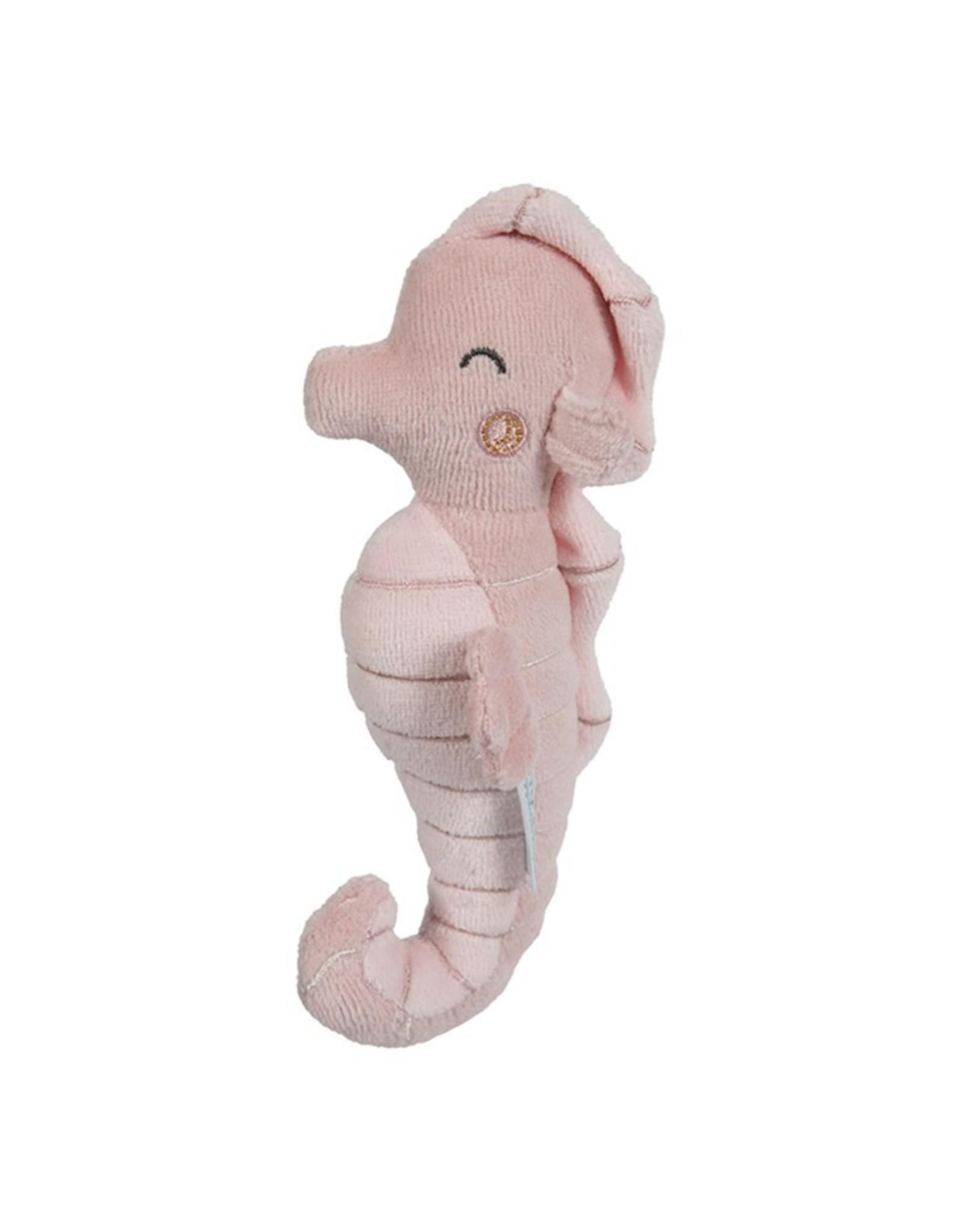 Little Dutch LD Rammelaar Zeepaardje - Ocean pink