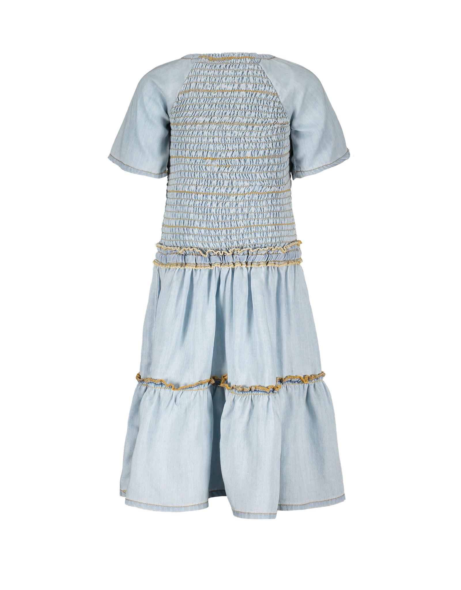 Flo Denim maxi jurk
