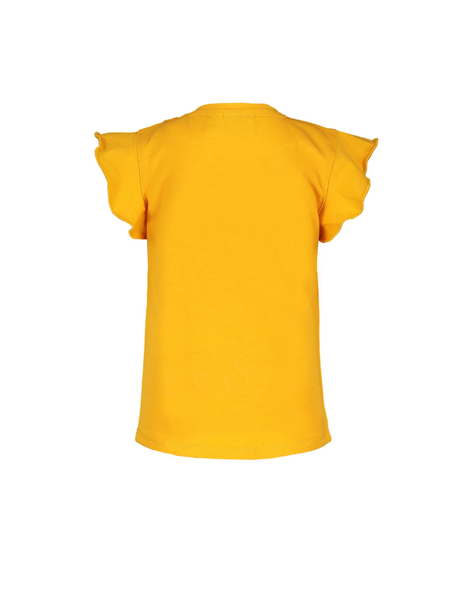 Flo Shirt ruffle mouw