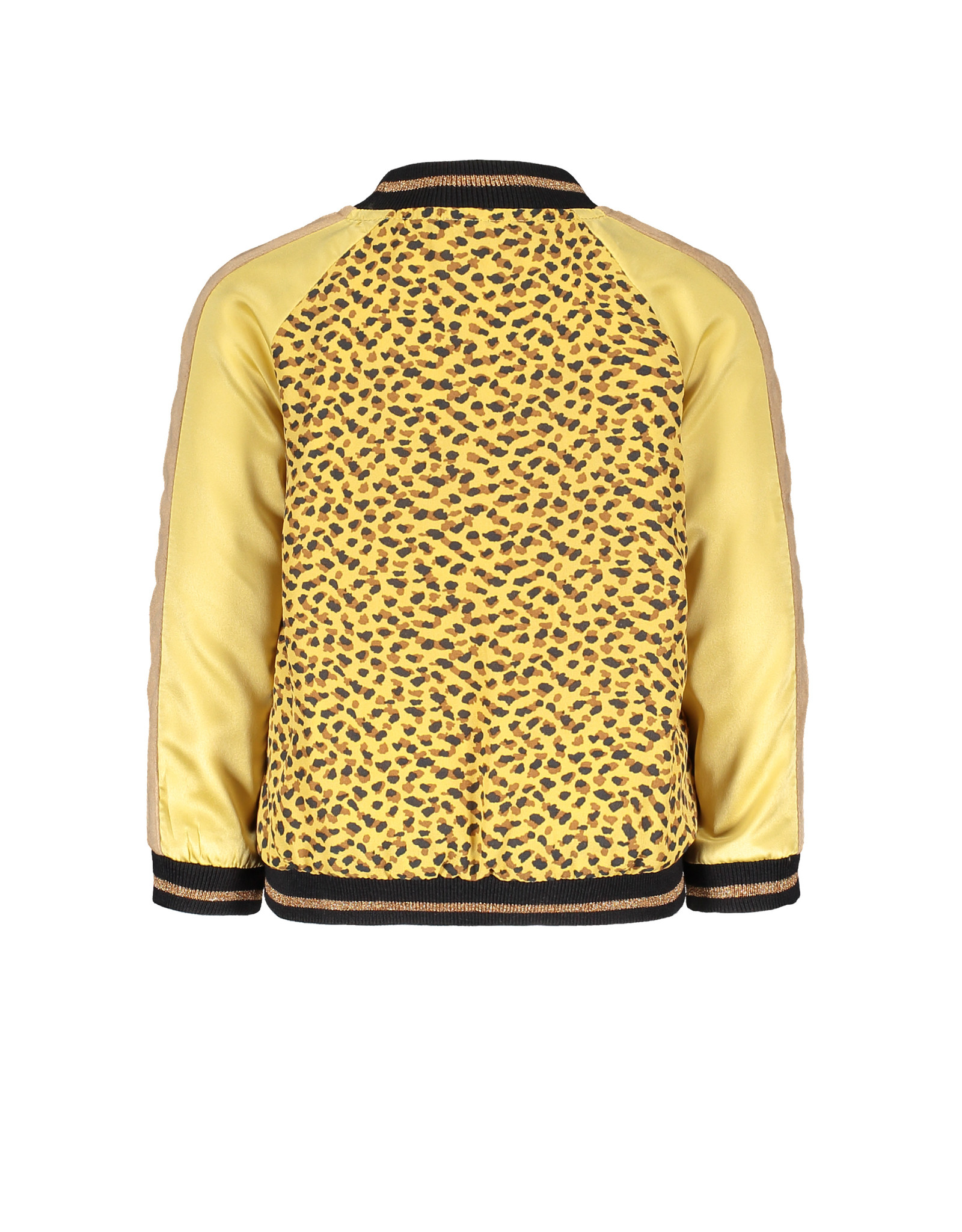 Flo Zomerjasje panter geel