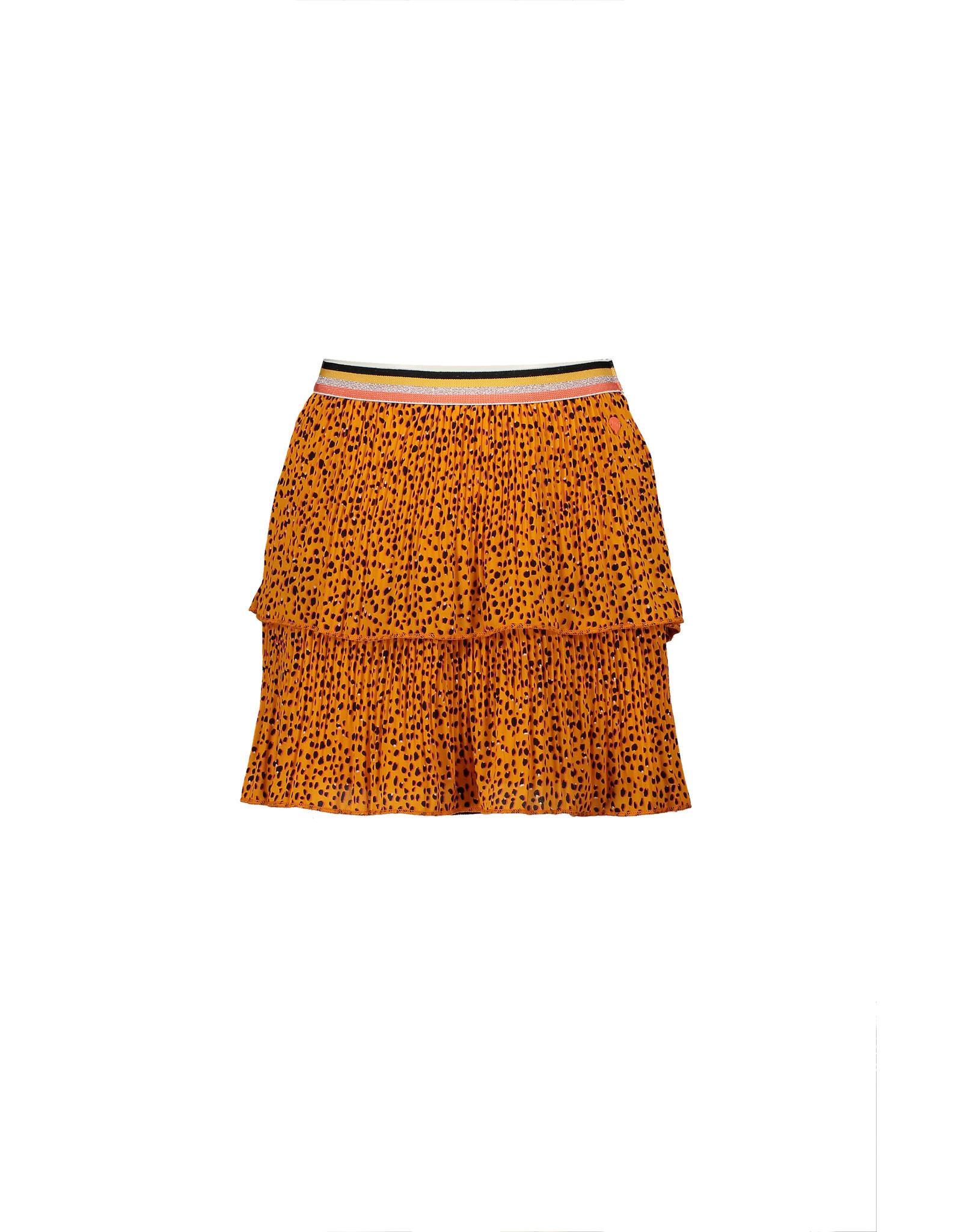 Nono Rokje met print oranje