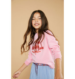 Nono Sweater roze Nonolulu
