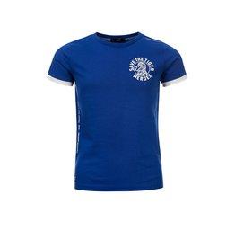 Common Heroes Timber T-shirt kobalt