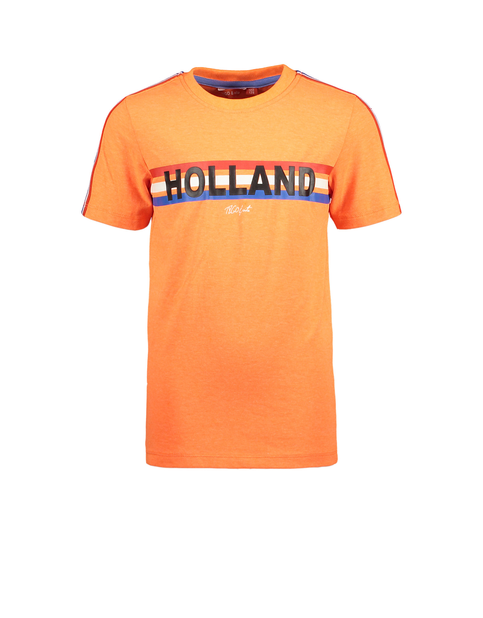 Tygo & Vito neon T-shirt 'Holland'