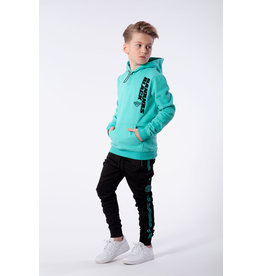 Black Bananas Jr. Verso Hoody aqua