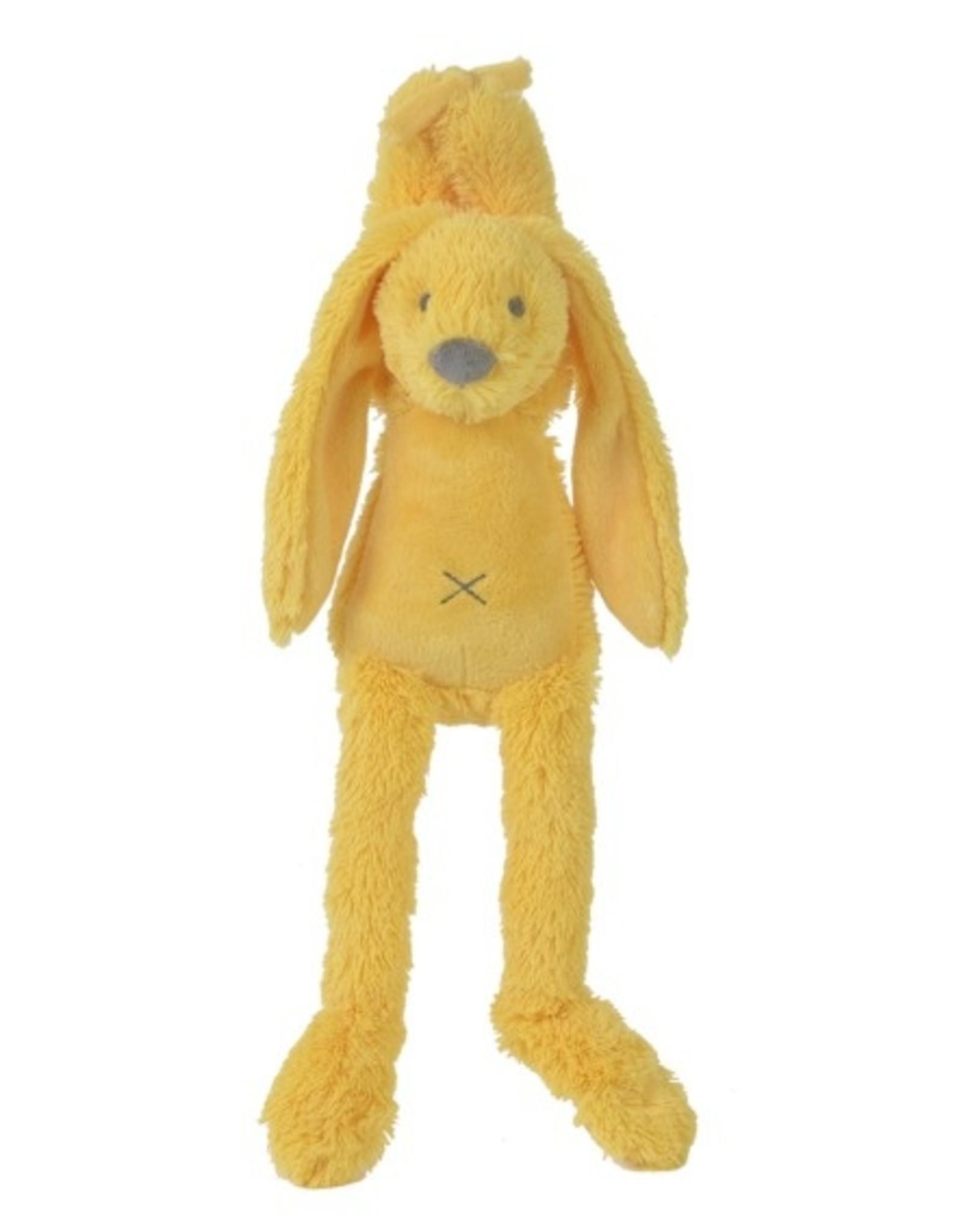 Happy Horse Rabbit Richie geel muziekdoos