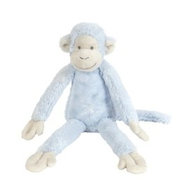 Happy Horse Monkey Mickey blauw groot