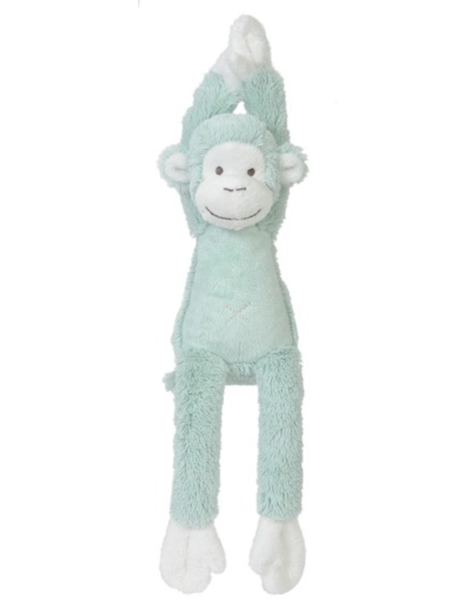 Happy Horse Monkey Mickey groen muziekdoos