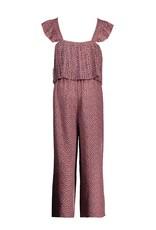 B-nosy Jumpsuit met plissé en print