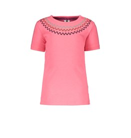 B-nosy T-shirt roze