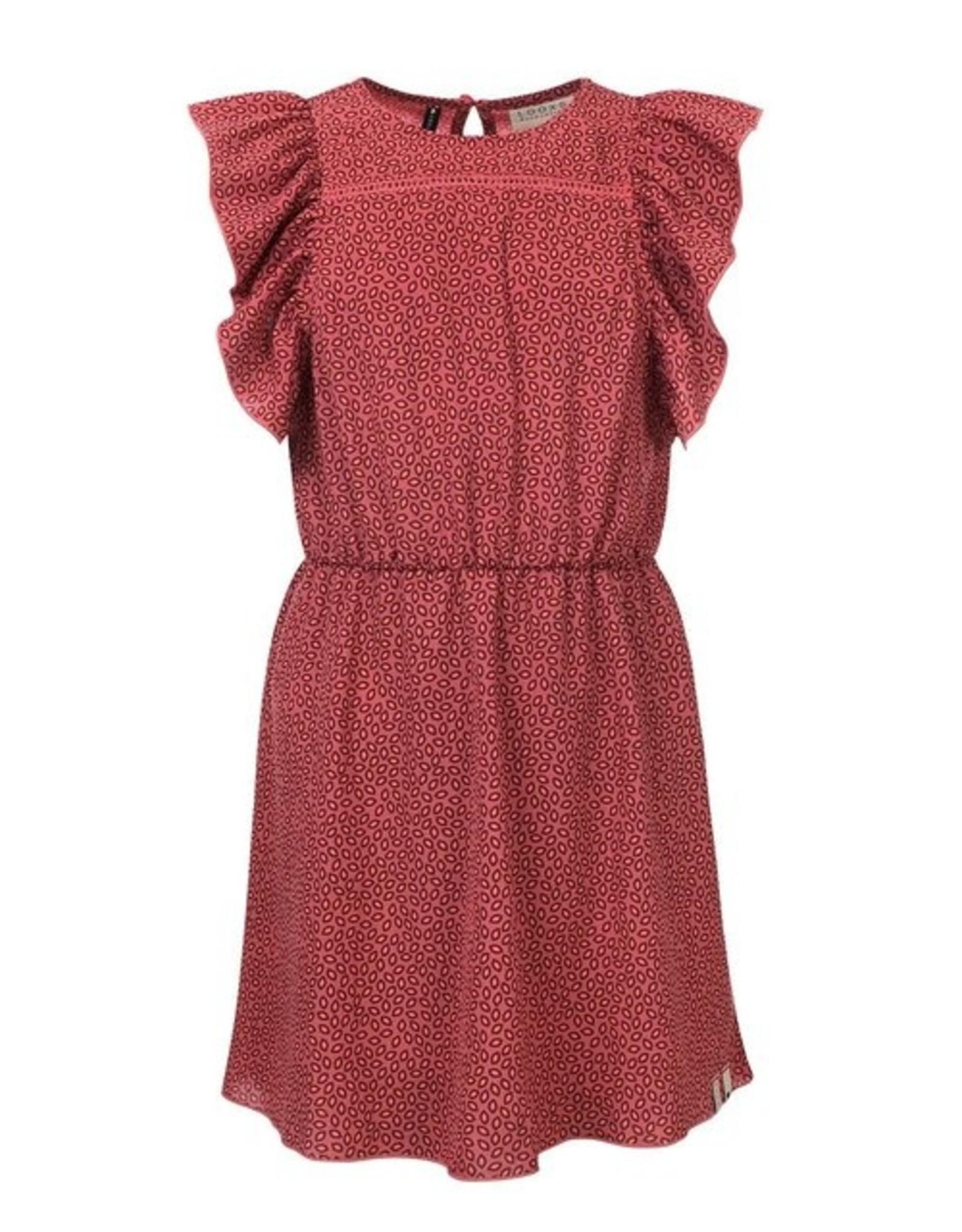 LOOXS 10sixteen 10Sixteen printed dress