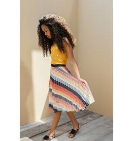 LOOXS 10sixteen 10Sixteen pleated skirt