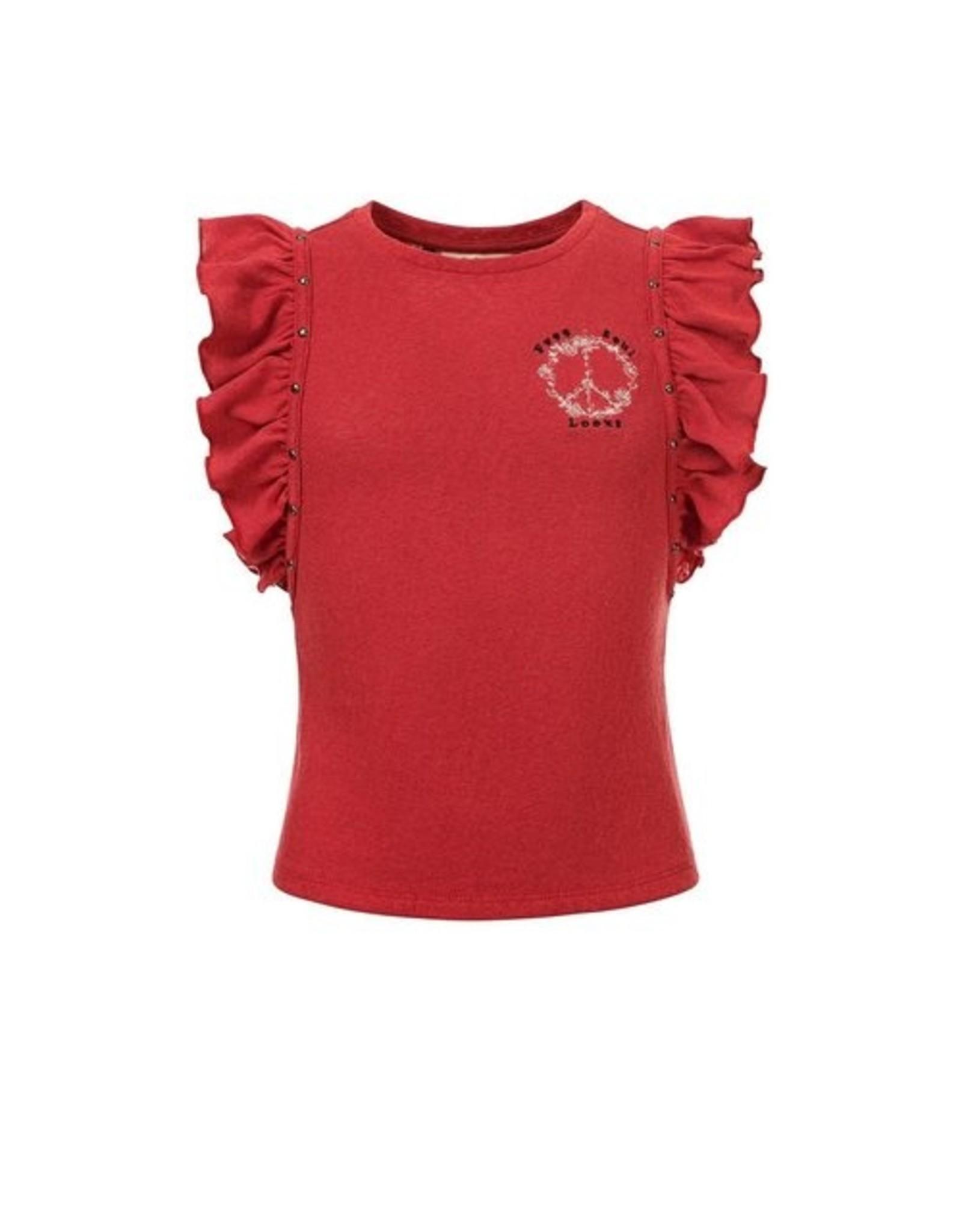 LOOXS 10sixteen 10Sixteen fancy T-shirt