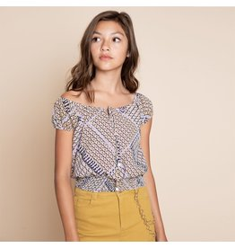 Frankie and Liberty Siena Blouse