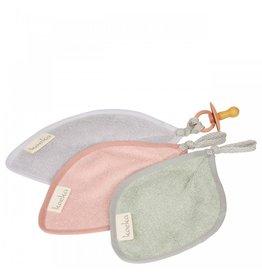 Koeka Pacifier Cloth Drop Dijon Organic