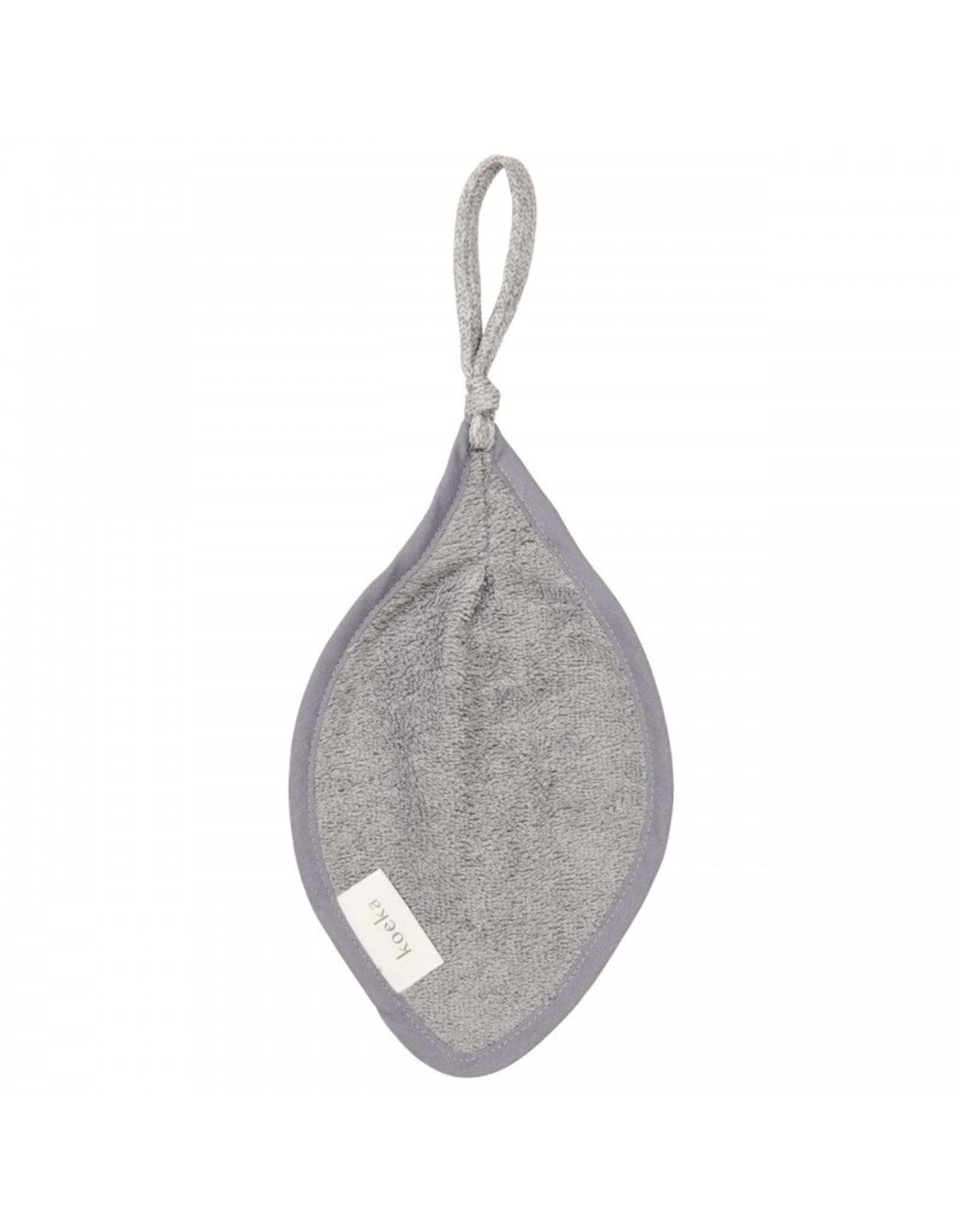 Koeka Pacifier Cloth Drop Dijon Organic