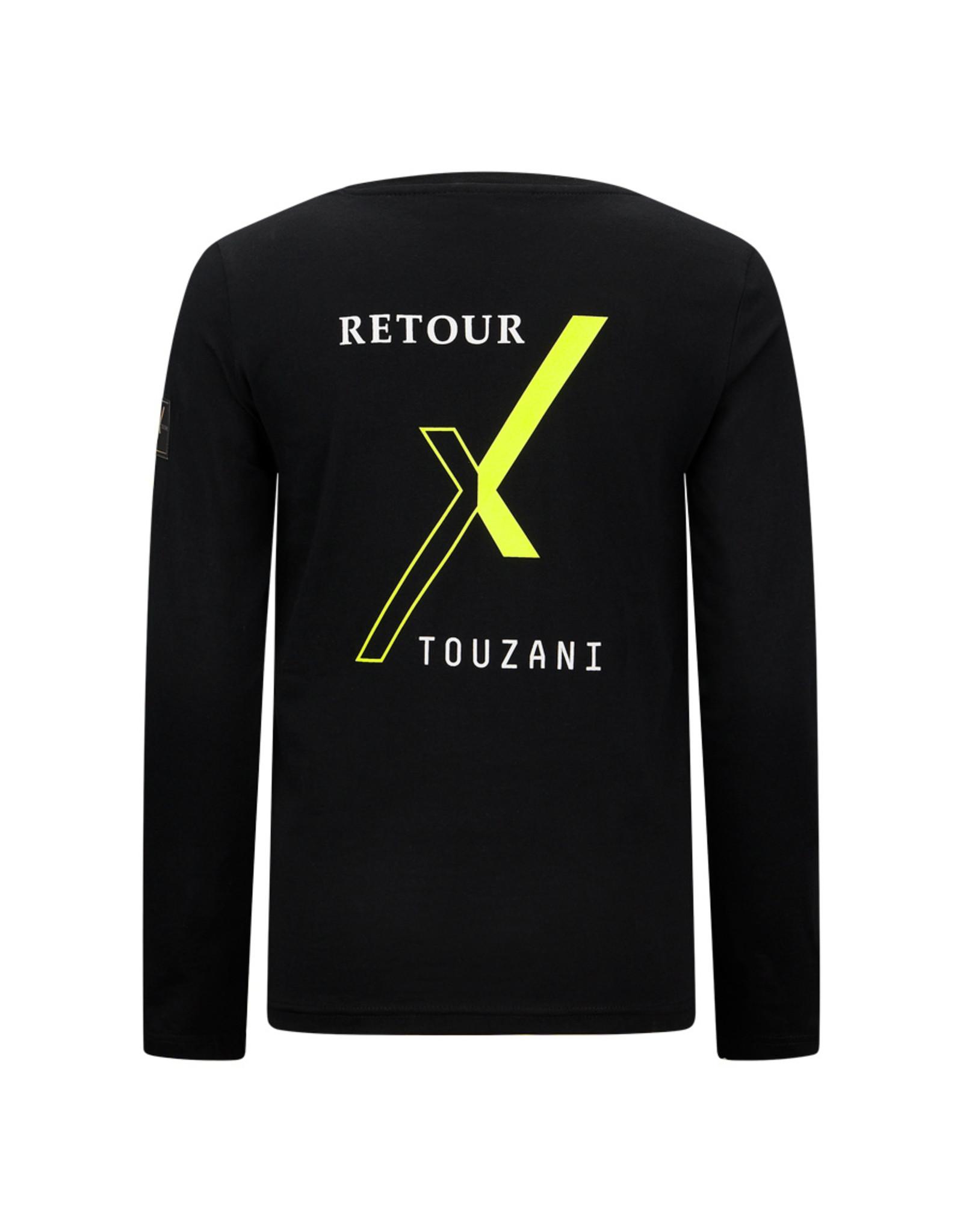 Retour Touzani goal longsleeve