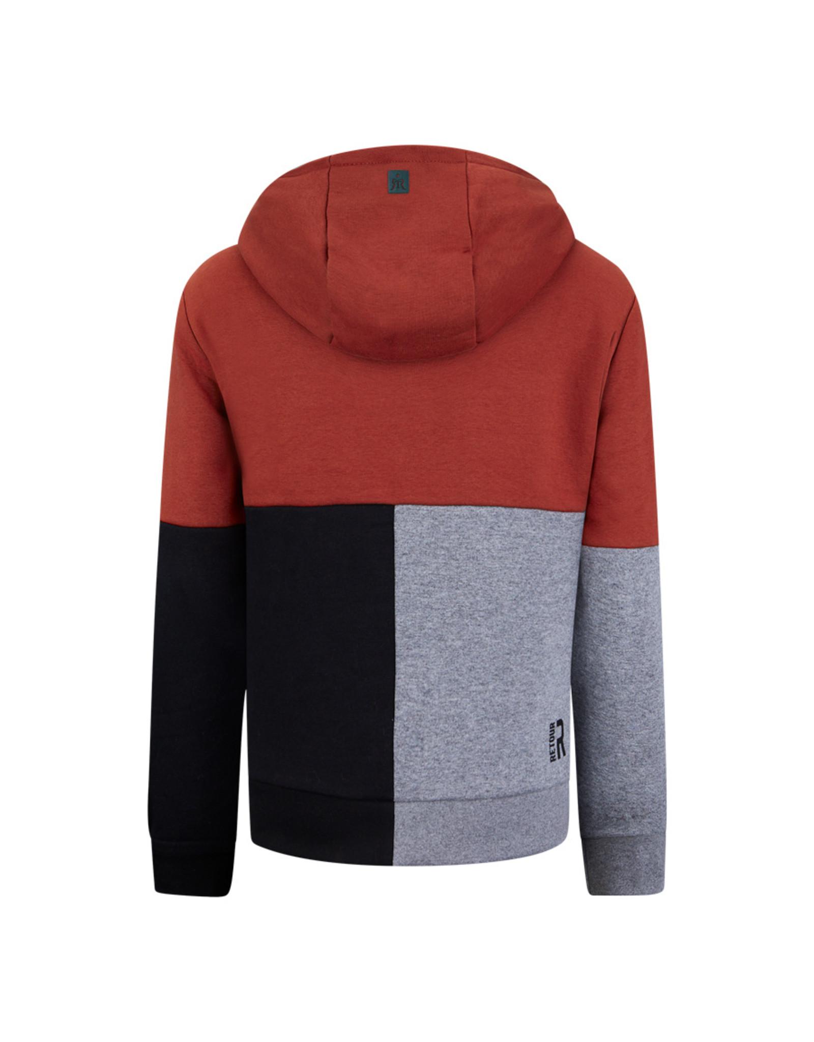 Retour Sweater Rick
