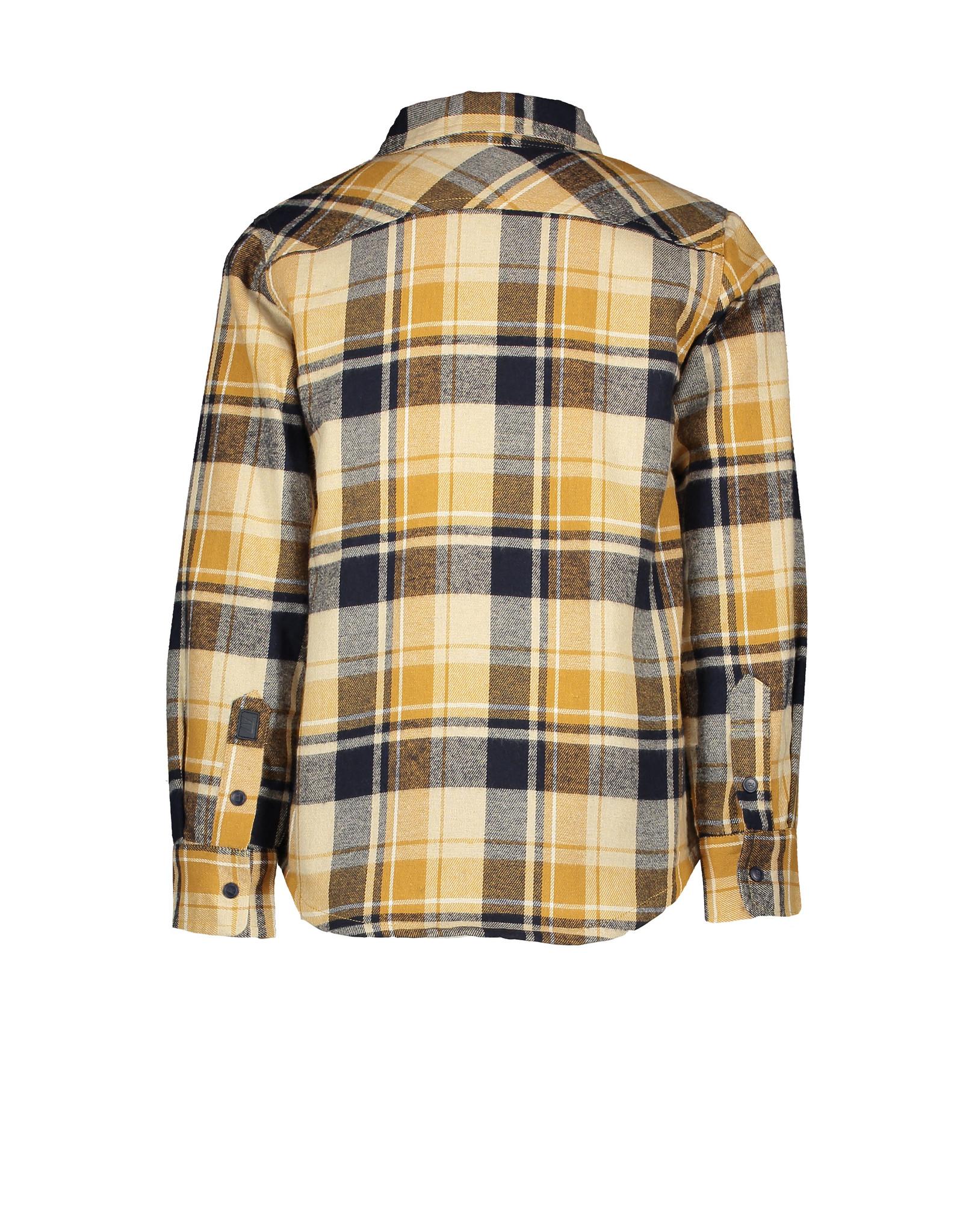 SevenOneSeven Check blouse