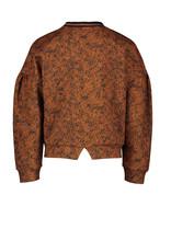 Nono Kris sweater luipaard