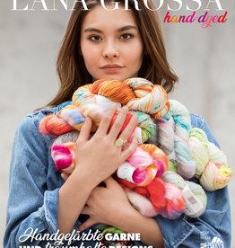 Lana Grossa Tijdschrift  Hand-dyed