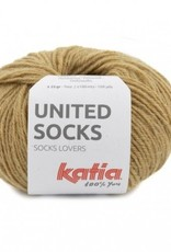 Katia Katia United Socks -  Camel -3-