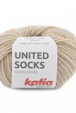Katia Katia United Socks -  Beige -4-