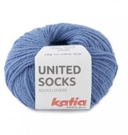Katia Katia United Socks -  Jeans -12-
