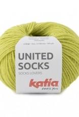 Katia Katia United Socks -  Pistache  -20-