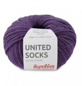 Katia Katia United Socks -  Violet -13-