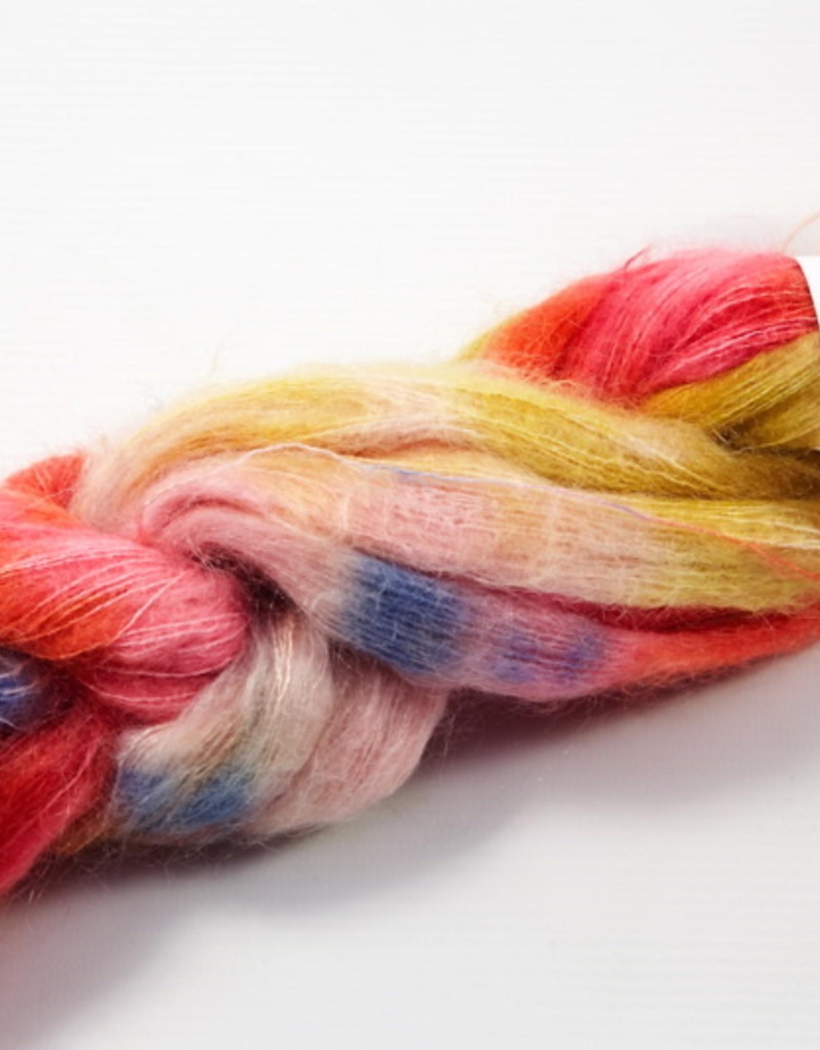 Lana Grossa Silkhair Hand-Dyed - 603