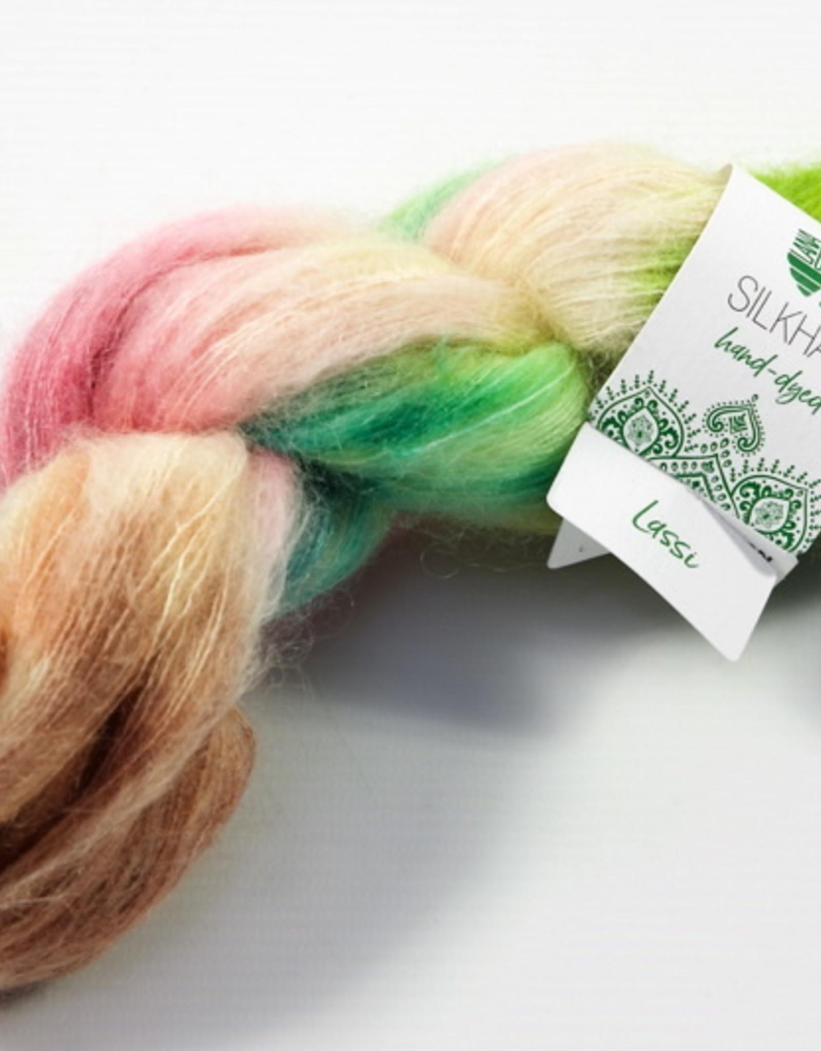 Lana Grossa Silkhair Hand-Dyed - 606