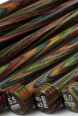 Lana Grossa Knit Pro Multicolor breinaalden 35cm