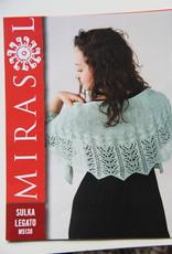 Mirasol Mirasol - Sjaaltje van Alpaca, Zijde en Merino garen.