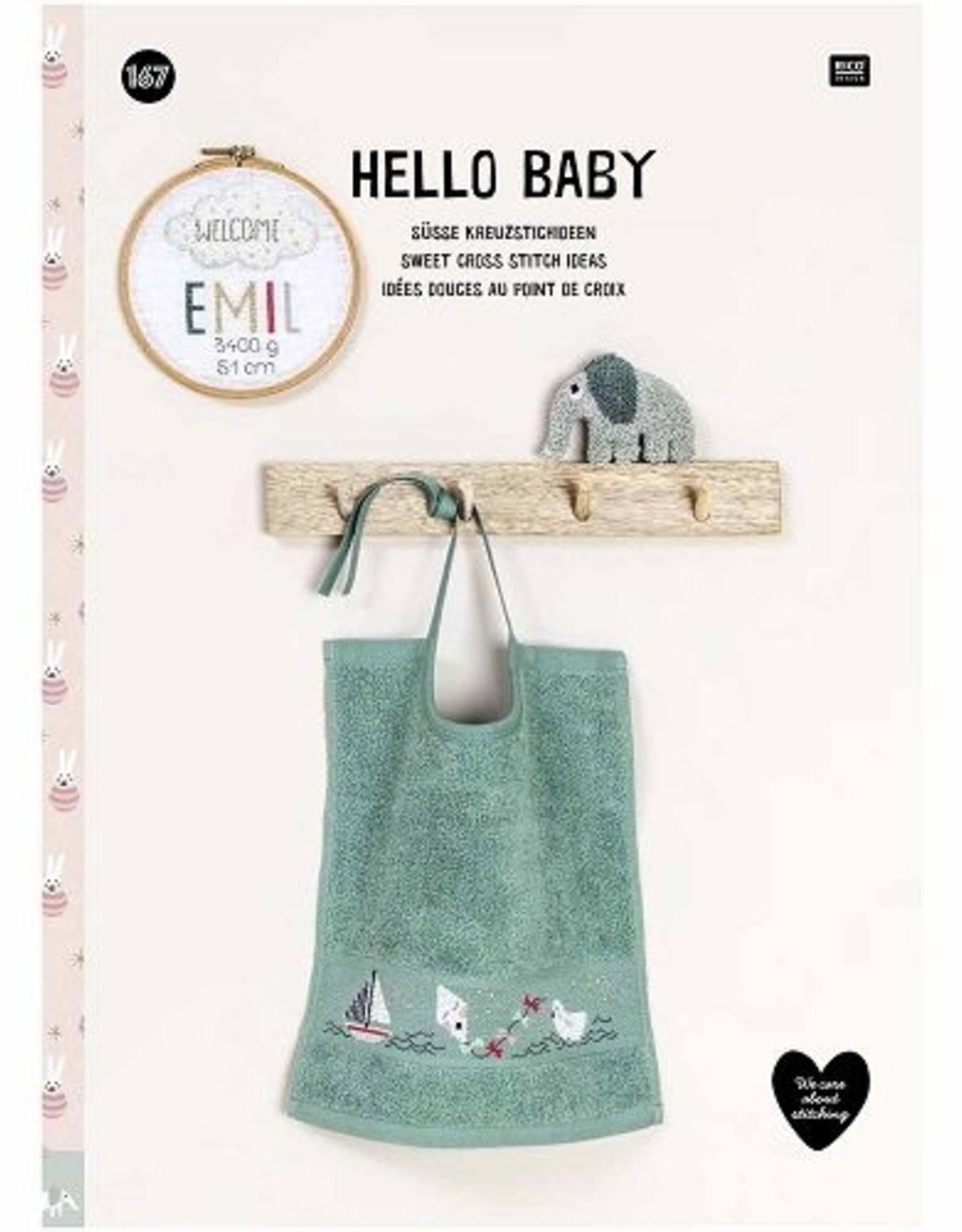 Rico Design Rico Design 167: Hello Baby
