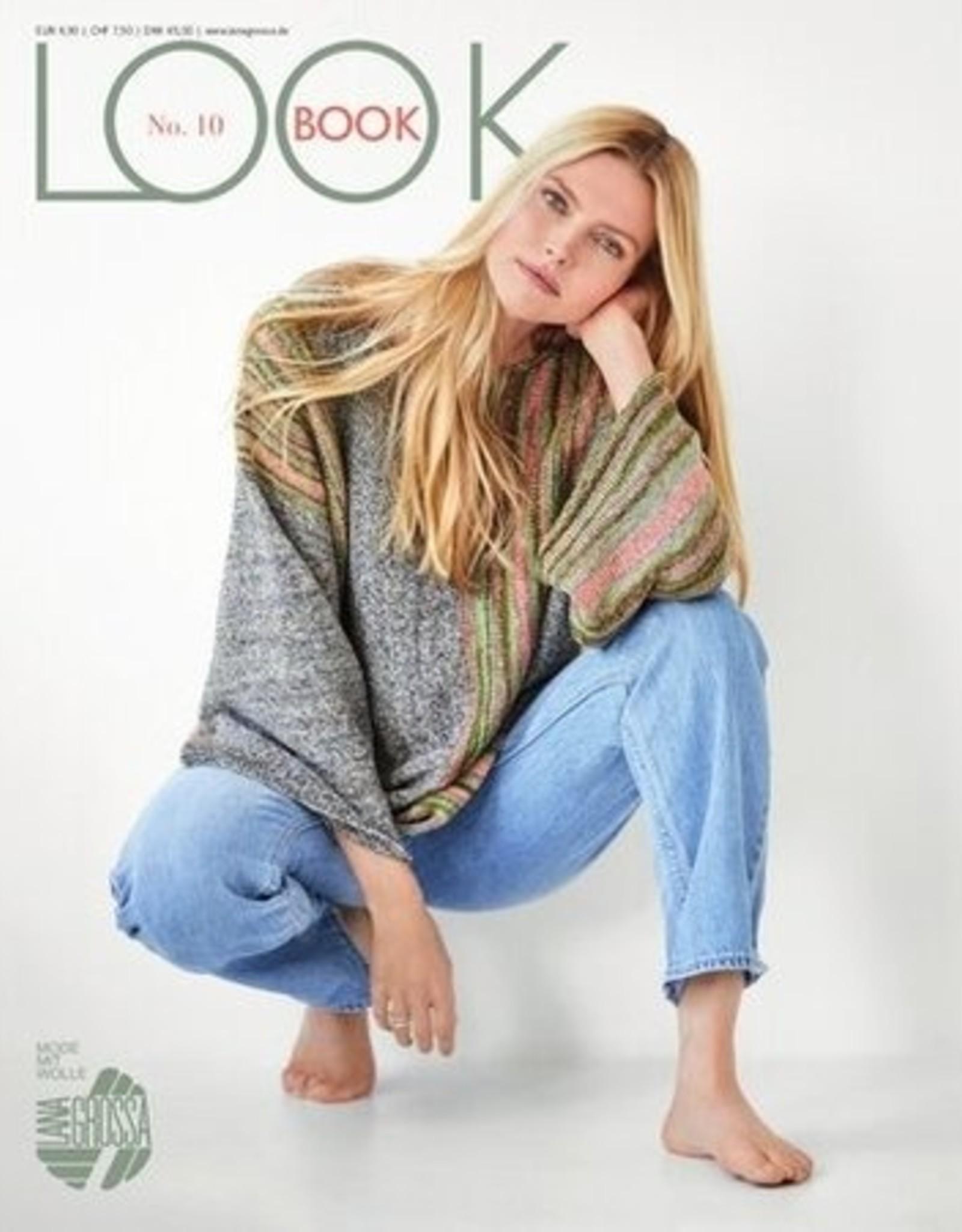 Lana Grossa Nieuwste Lookbook nr. 10