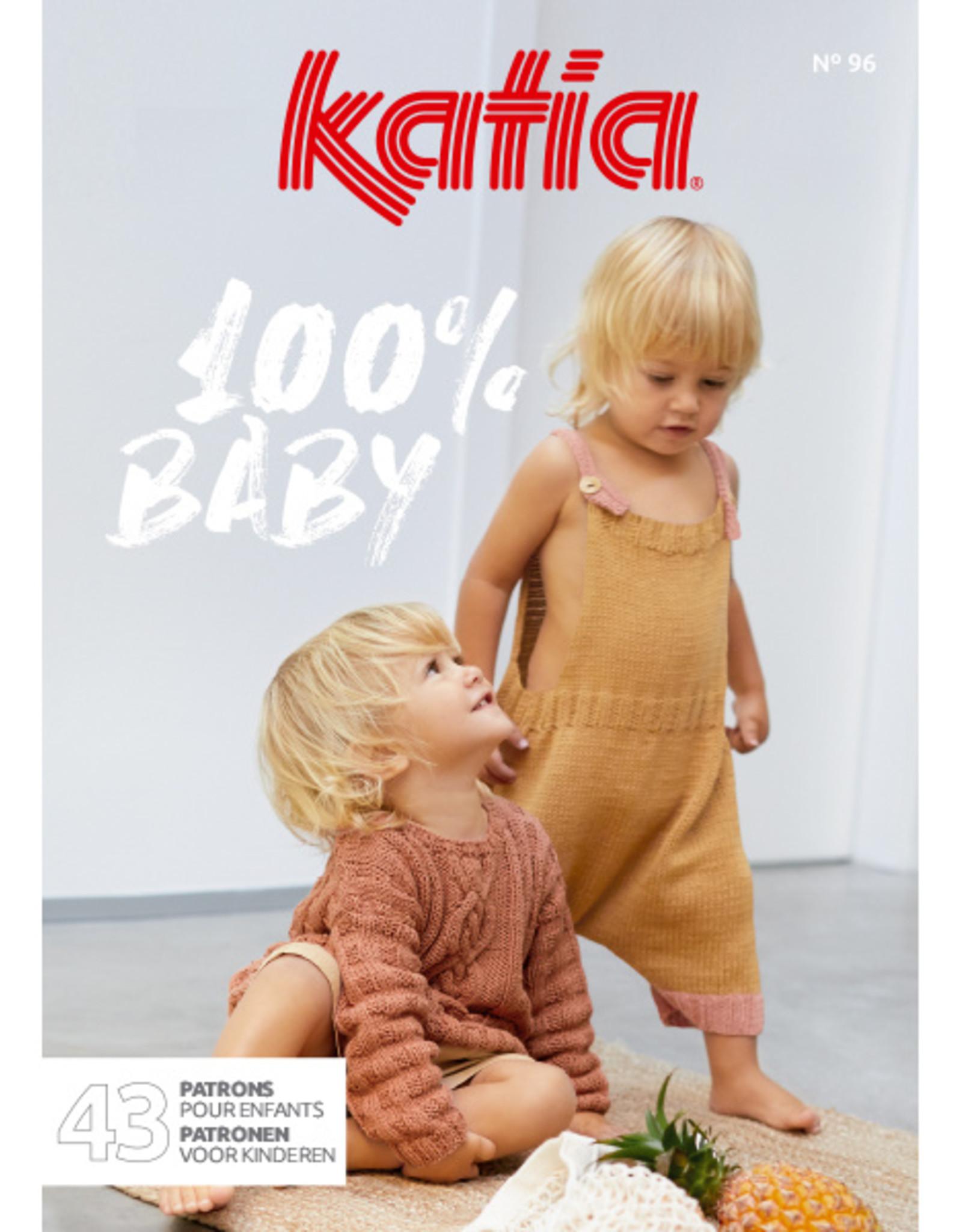 Katia Boek: 100% Baby