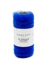 Katia 50 Shades of Mohair 32 Medium Blauw