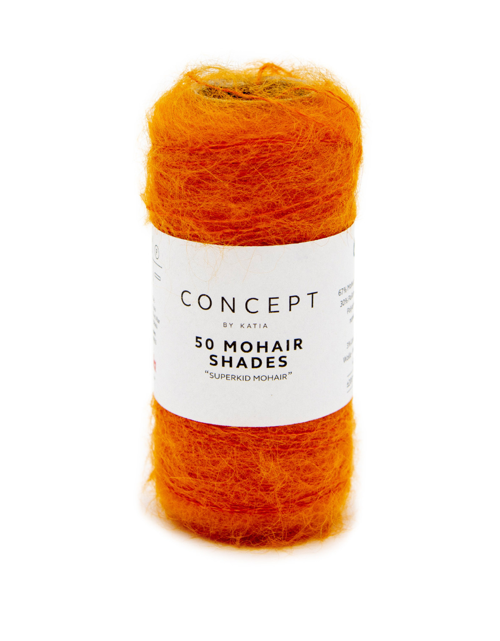 Katia 50 Shades of Mohair 48 Oranje