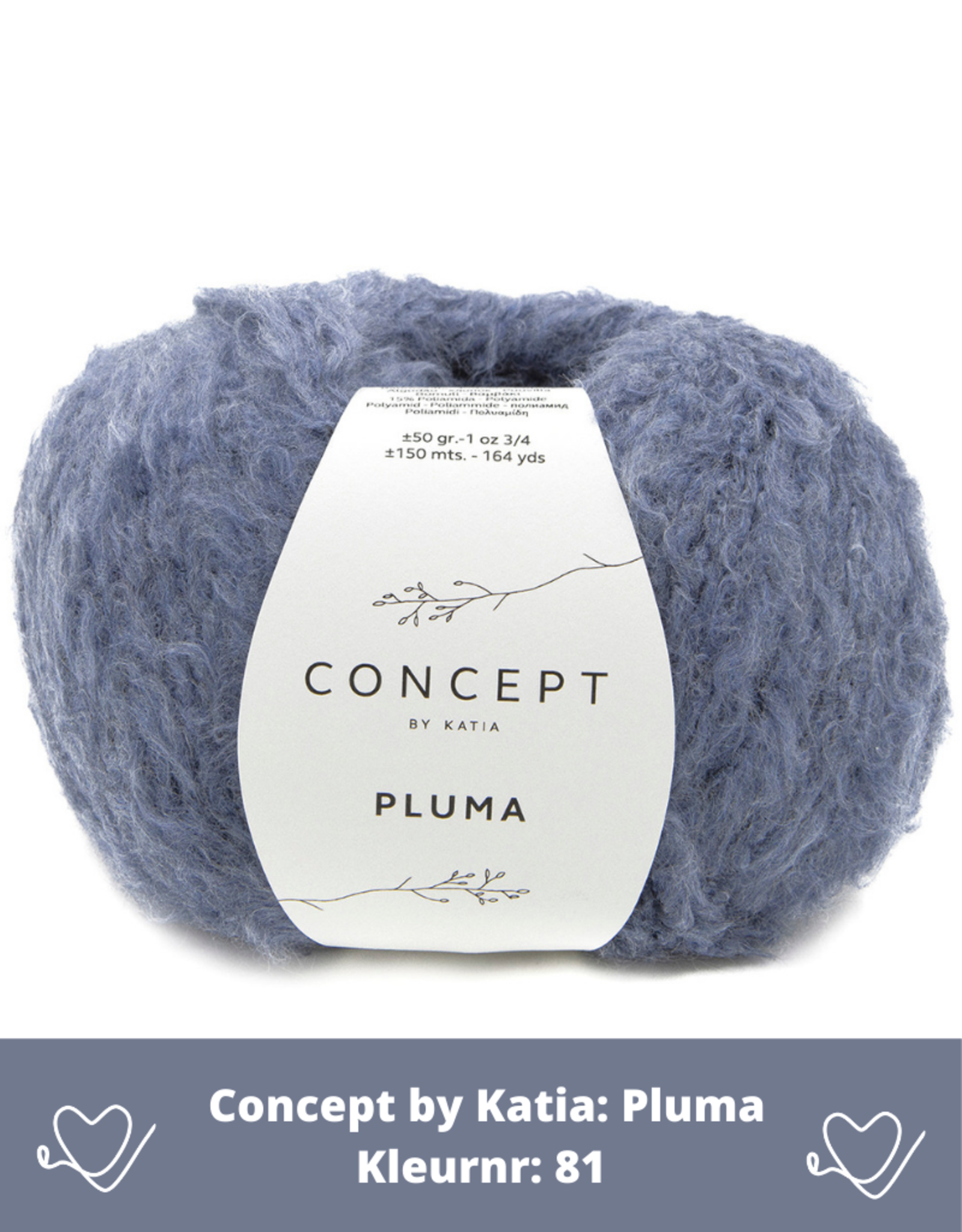 Katia Concept by Katia: Pluma Jeans