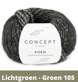 Katia Eden -  105 Lichtgroen-Groen (uitverkocht)
