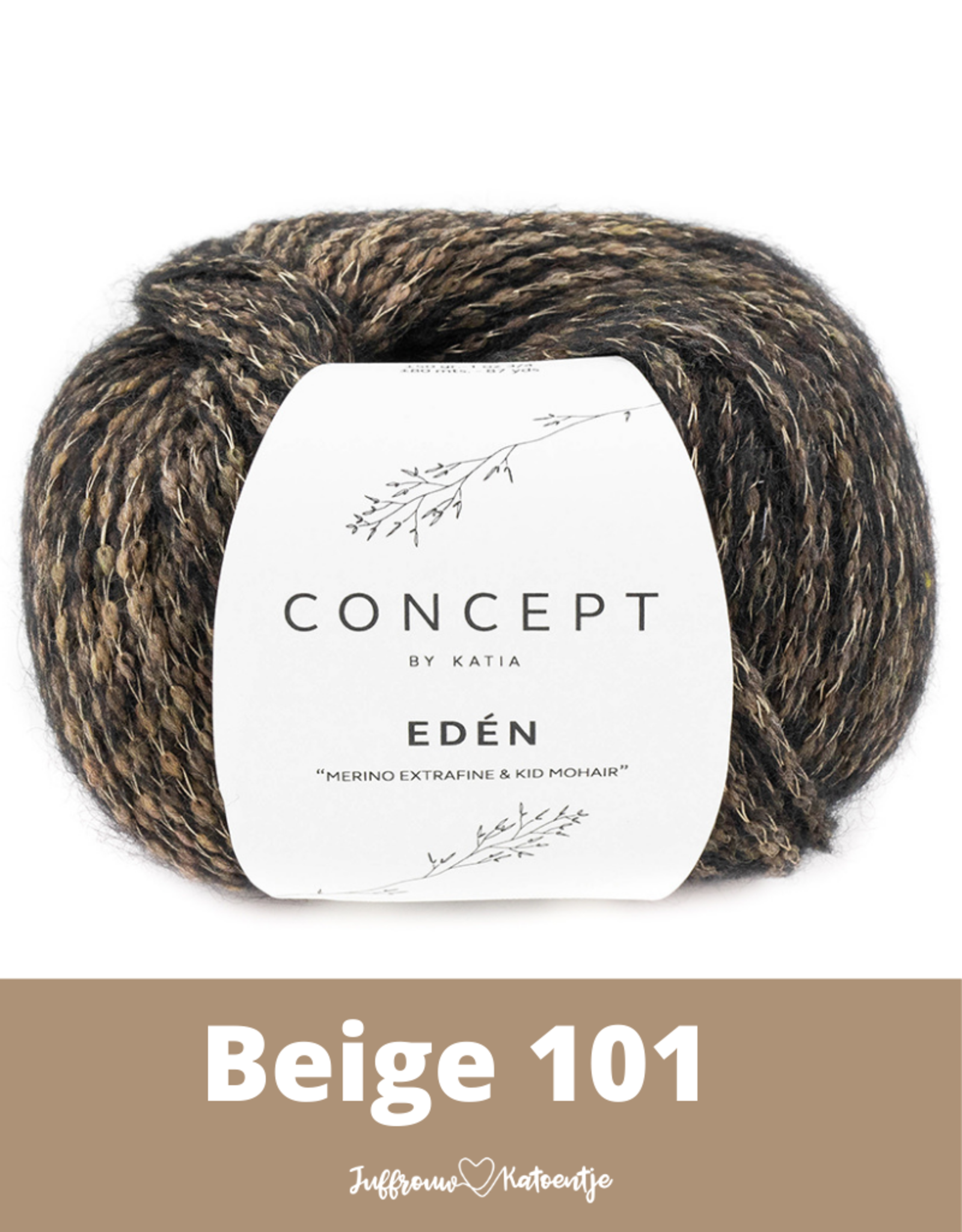 Katia Eden - 101 Beige