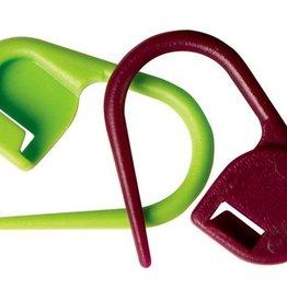 KnitPro Hersluitbare Steekmarkeerders