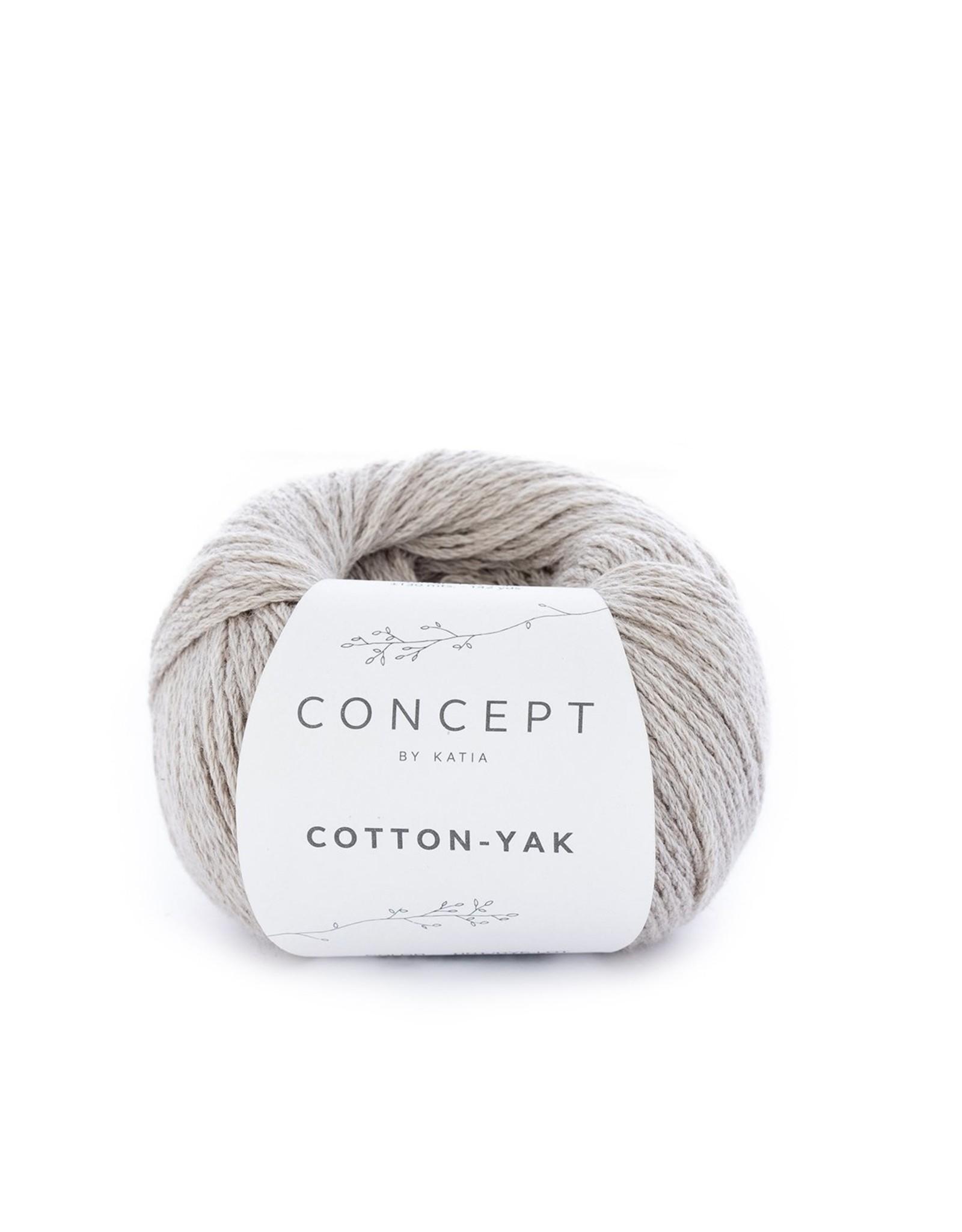 Katia Cotton-Yak - Meisjes Ajour Trui