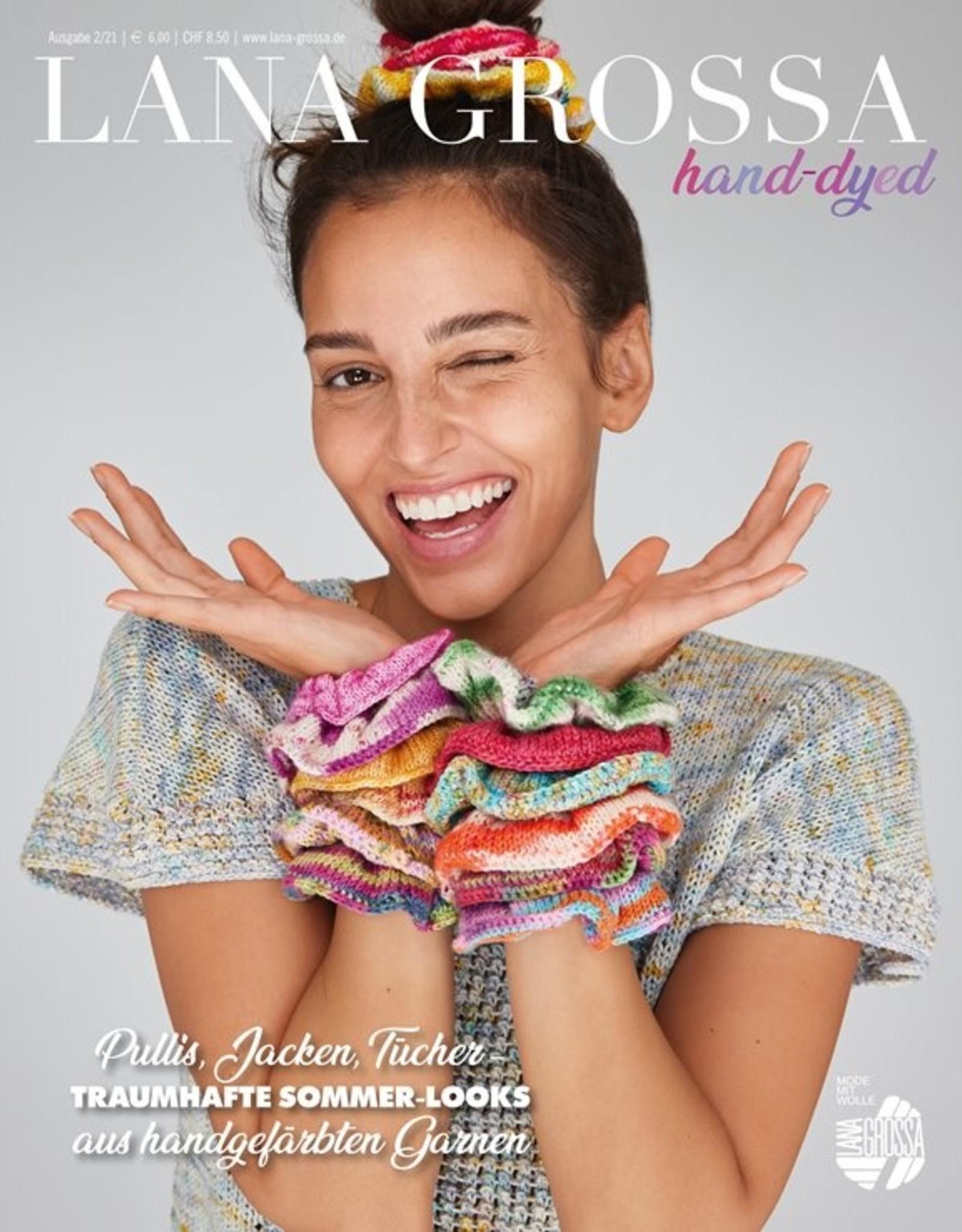 Lana Grossa hand-dyed nr 2