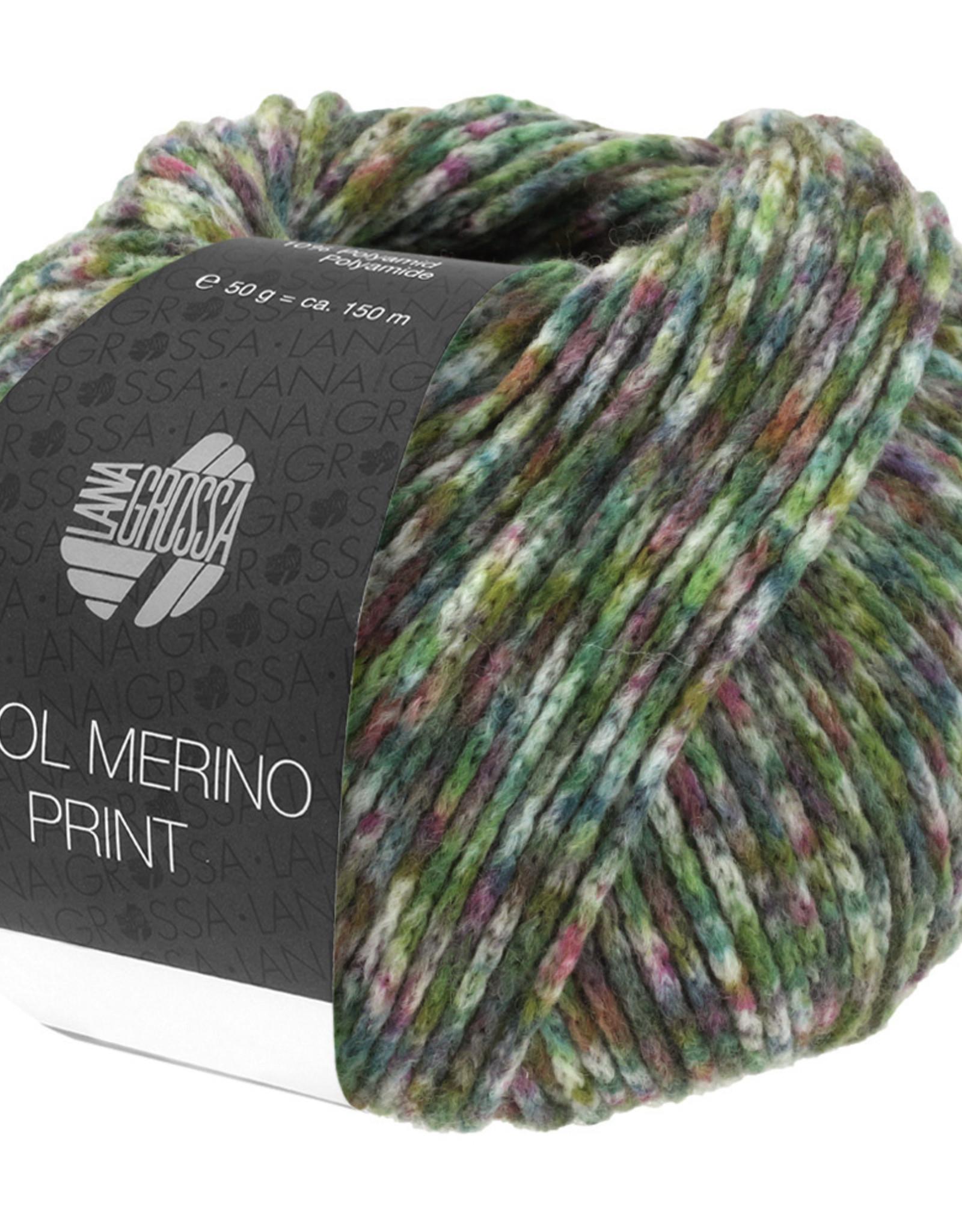 Lana Grossa Cool Merino/ Print